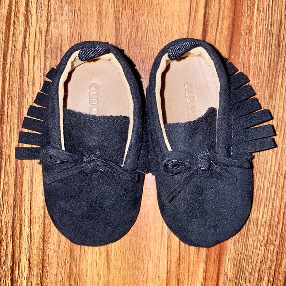 Old Navy Shoes   Baby Girl Blk